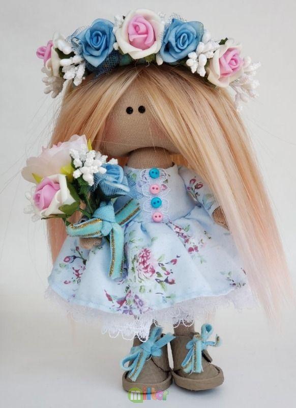 Интерьерная кукла Аннабель 20см
