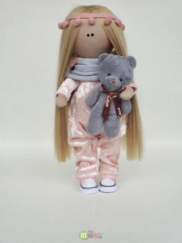 Интерьерная кукла Эмили 30см