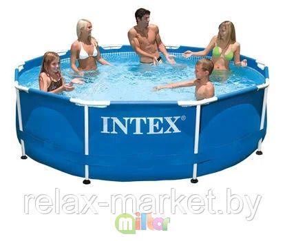 Каркасный бассейн Intex 305 x 76см 28200