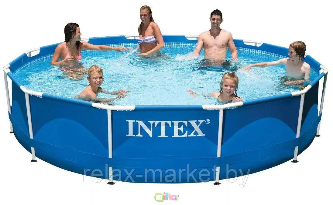 Каркасный бассейн Intex 366 х 76см, 28210