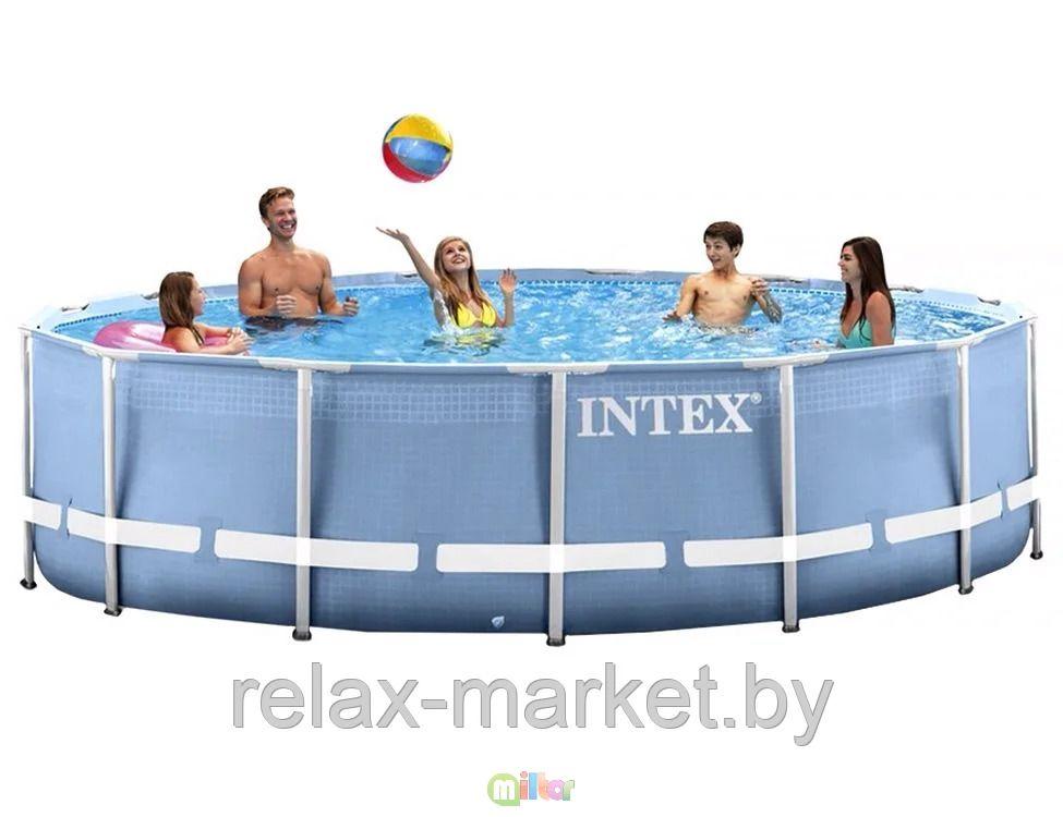Каркасный бассейн Intex 366 х 76см, 26710